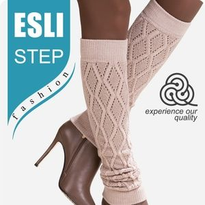 Conte/Esli Women's Leg Warmers - Step #14С-113СПЕ